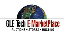 GLE Tech Auctions, Stores, Hosting