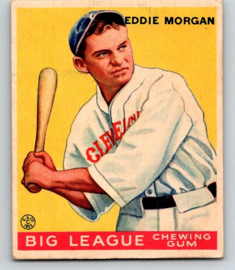 1934 Goudey V354 World Wide Gum