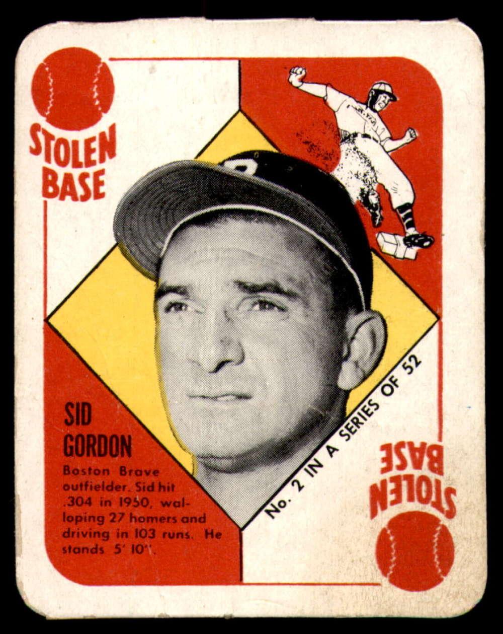 1951 Topps  Red Backs