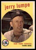 1959 Topps #272 Jerry Lumpe Very Good