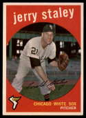 1959 Topps #426 Jerry Staley Very Good