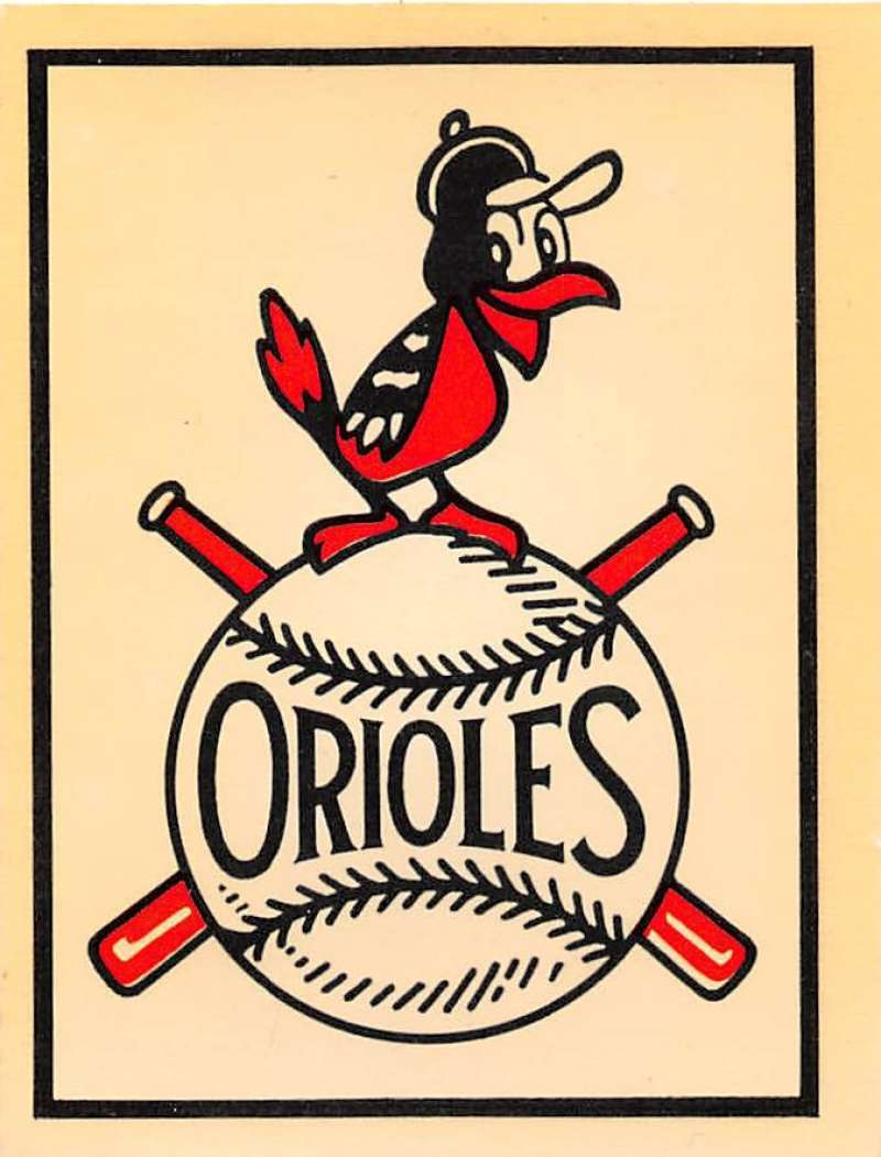 1961 Fleer  Team Logo Decals