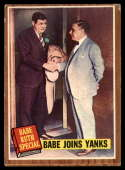 1962 Topps #136 Babe Ruth Joins Yanks Excellent +