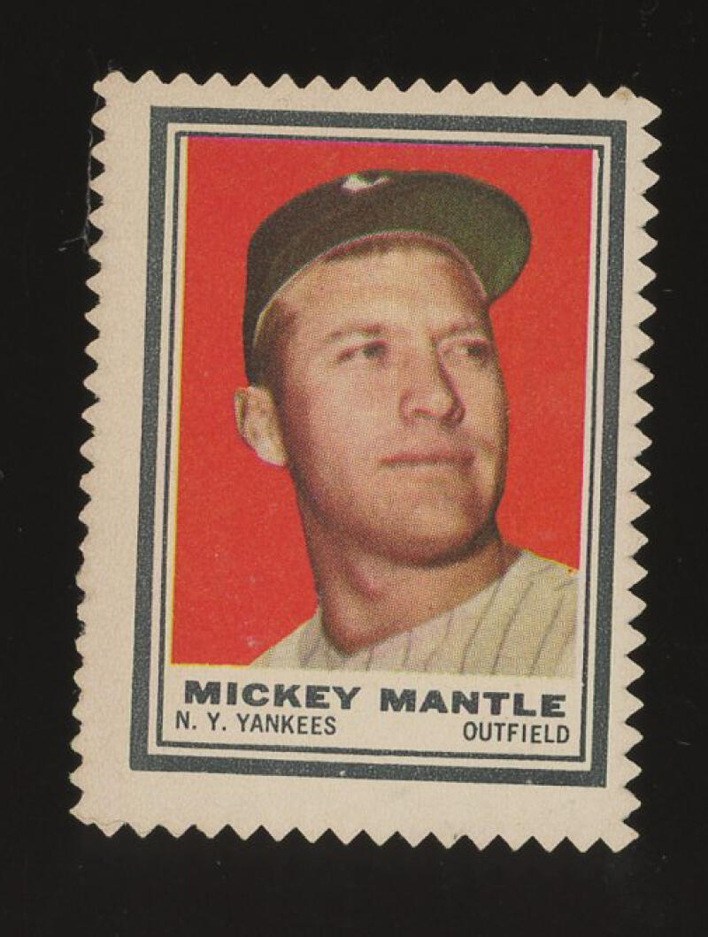 1962 Topps  Stamps