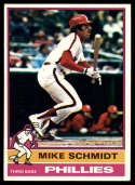 1976 Topps #480 Mike Schmidt Philadelphia Phillies