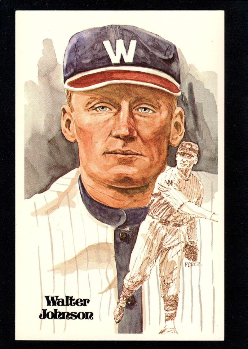 1980 Perez-Steele Hall of Fame Series 1-15