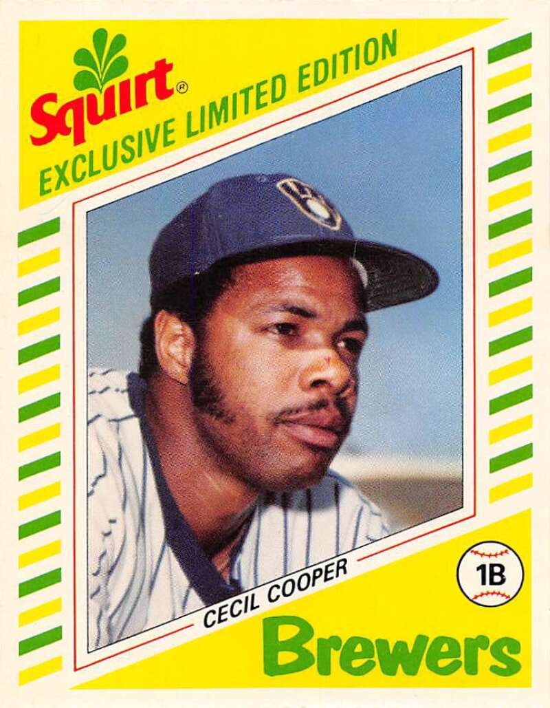 1982 Topps  Squirt