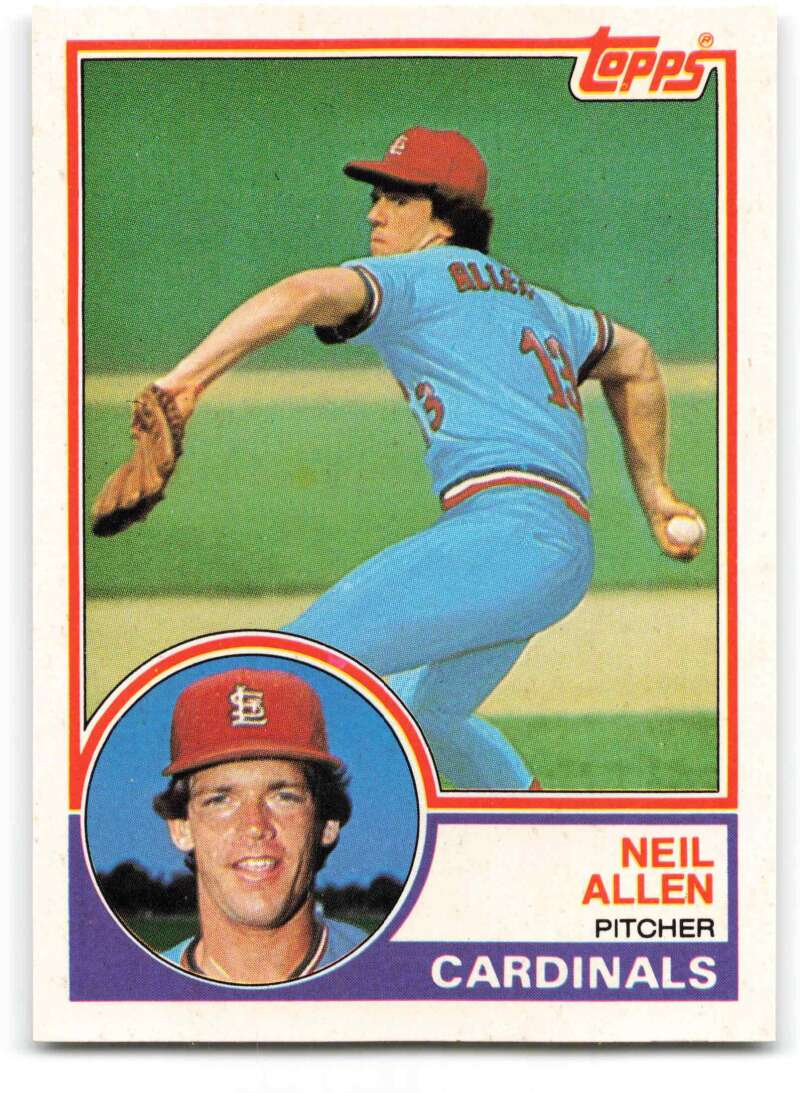 1983 Topps  Traded