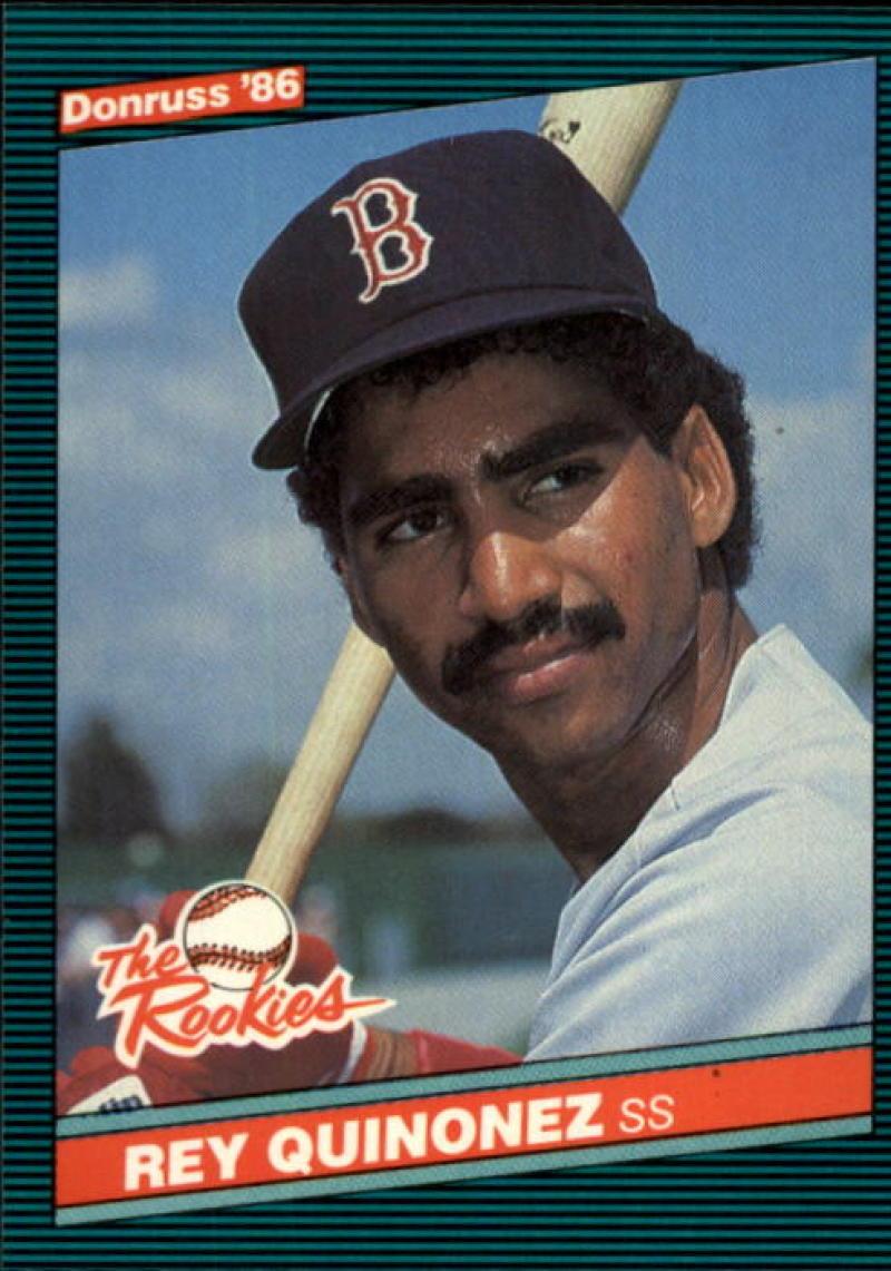 1986 Donruss  Rookies