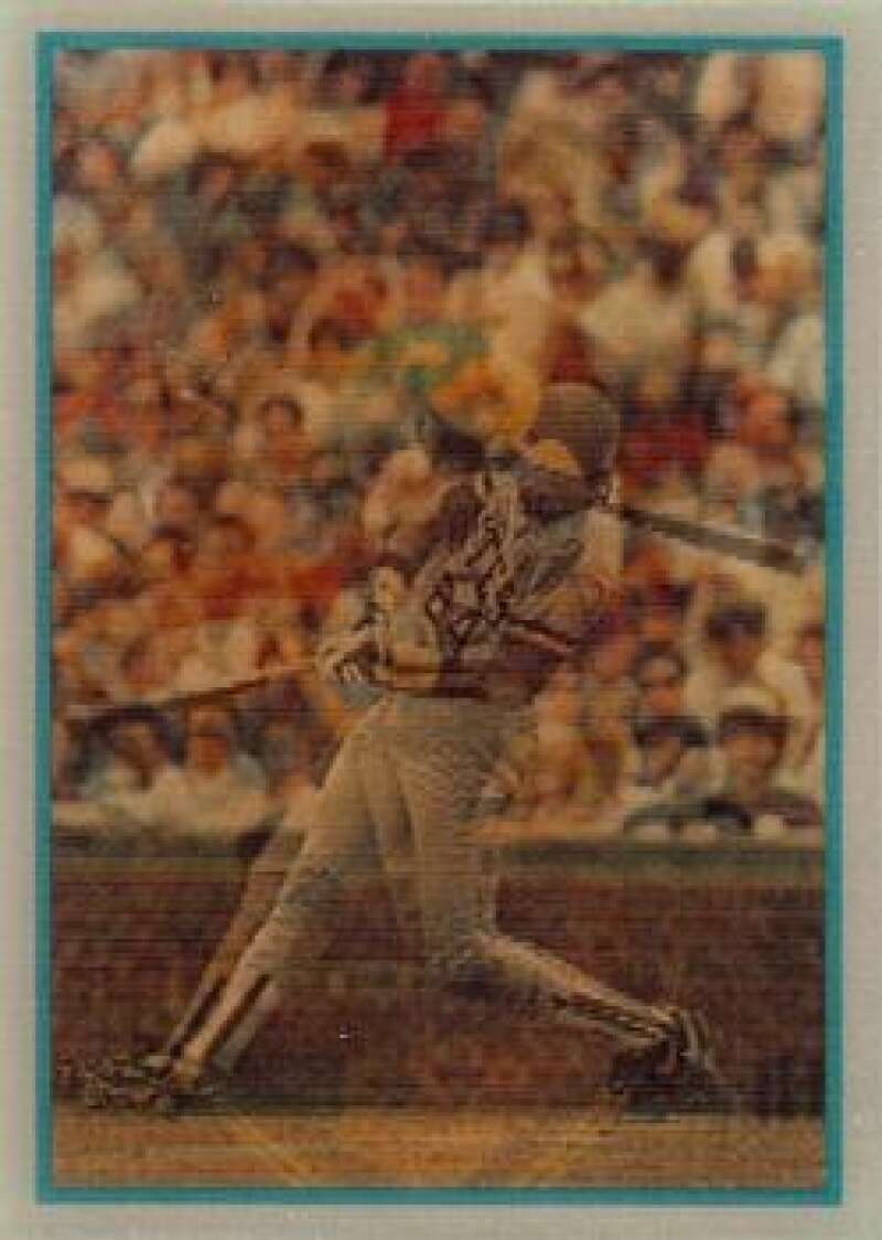 1986 Sportflic  Rookies