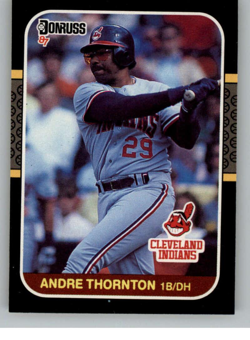 1987 Donruss Baseball - Pick A Player - Cards 221-440   eBay