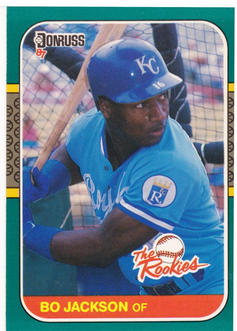 1987 Donruss  Rookies