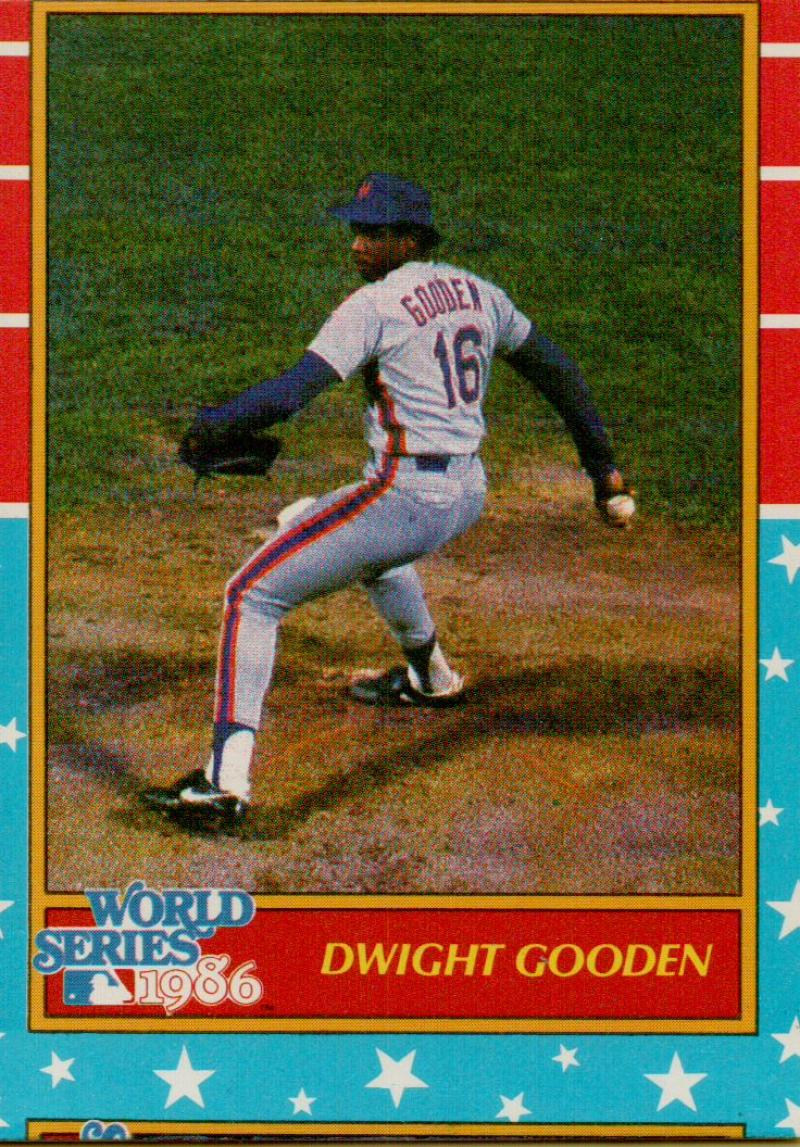 1987 Fleer  World Series