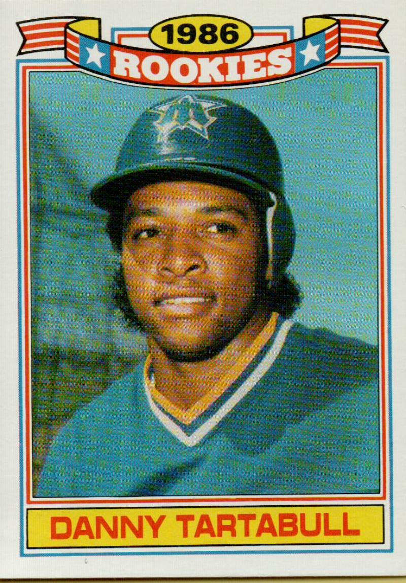 1987 Topps  Glossy Rookies