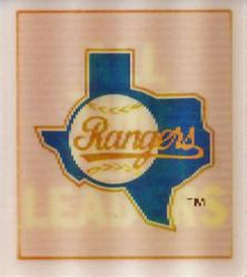 1987 Sportflic  Team Preview Team Logo Trivia