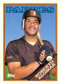 1988 Topps Traded #4T Roberto Alomar RC Rookie San Diego Padres