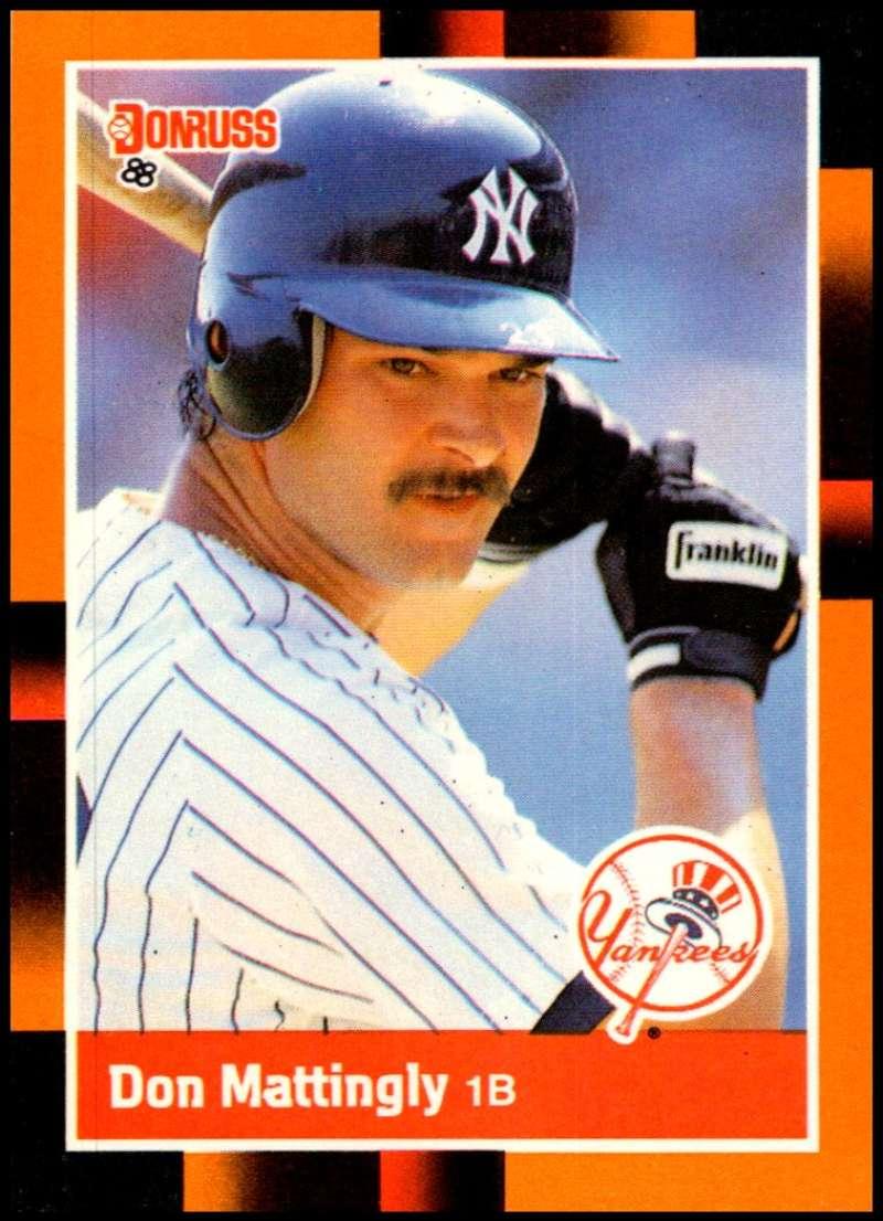 1988 Donruss Baseball's Best