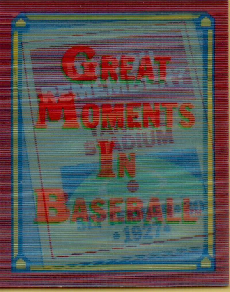 1988 Score  Magic Motion Trivia