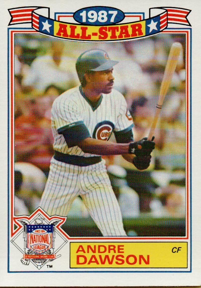 1988 Topps  Glossy All-Stars