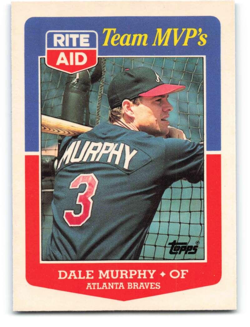 1988 Topps Rite-Aid Team MVP's