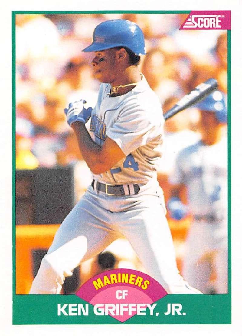 1989 Score  Rookie/Traded