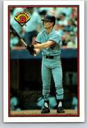 1989 Bowman #480 Brett Butler NM Near Mint San Francisco Giants  Officially Licensed MLB Baseball Trading Card