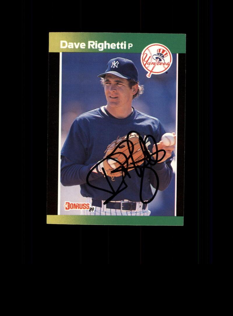 1989 Donruss Baseball's Best