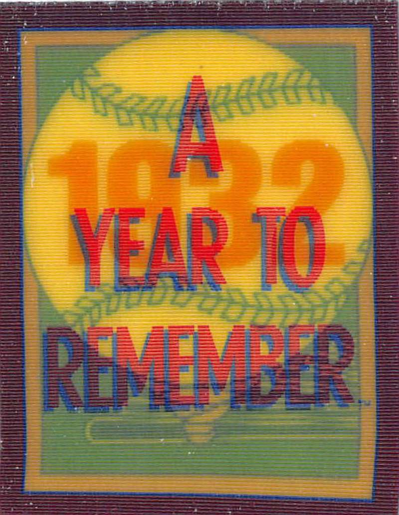 1989 Score  A Year to Remember Magic Motion