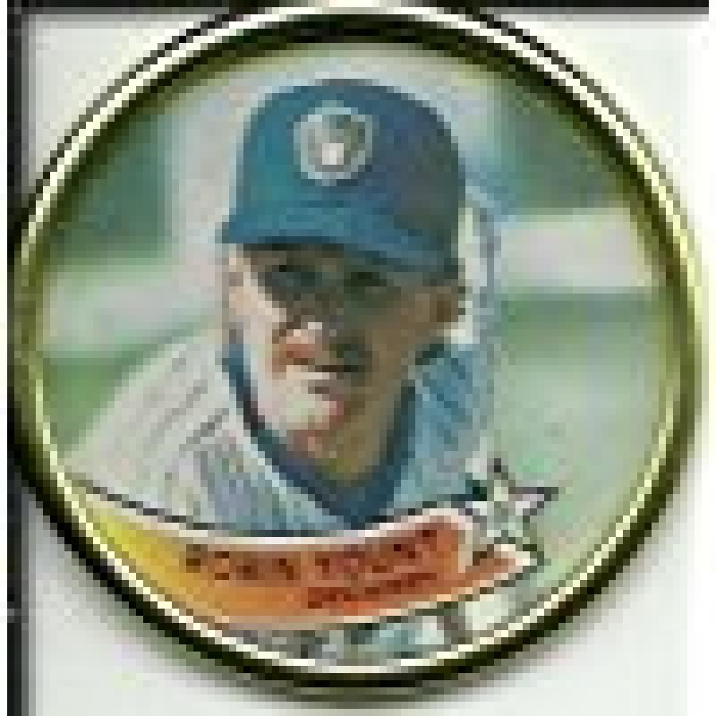 1989 Topps Coins