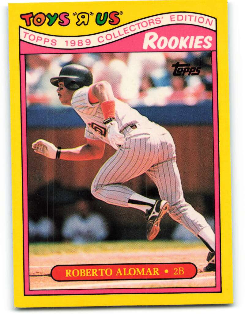 1989 Topps Toys R Us Rookies