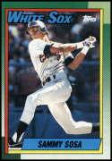1990 Topps #692 Sammy Sosa NM-MT+ RC Chicago White Sox