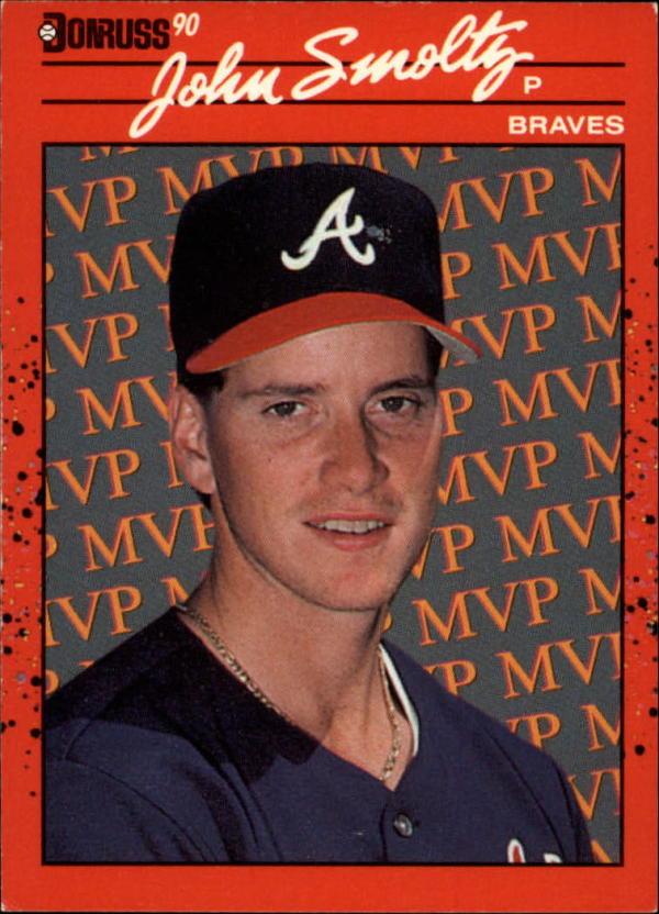1990 Donruss  Bonus MVPs