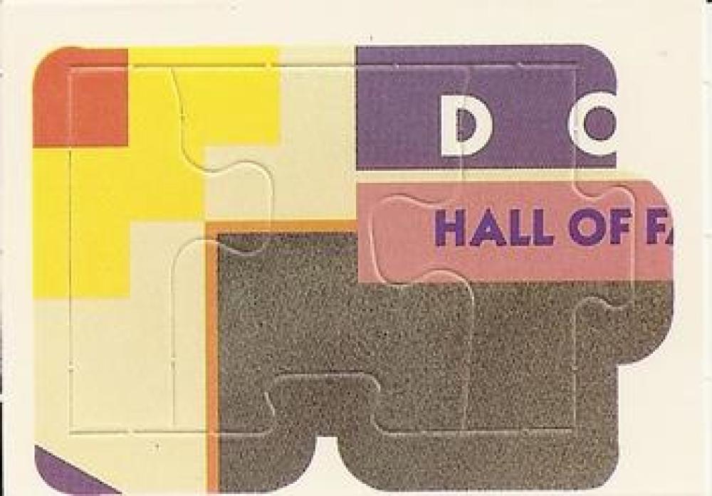 1990 Donruss  Carl Yastrzemski Puzzle