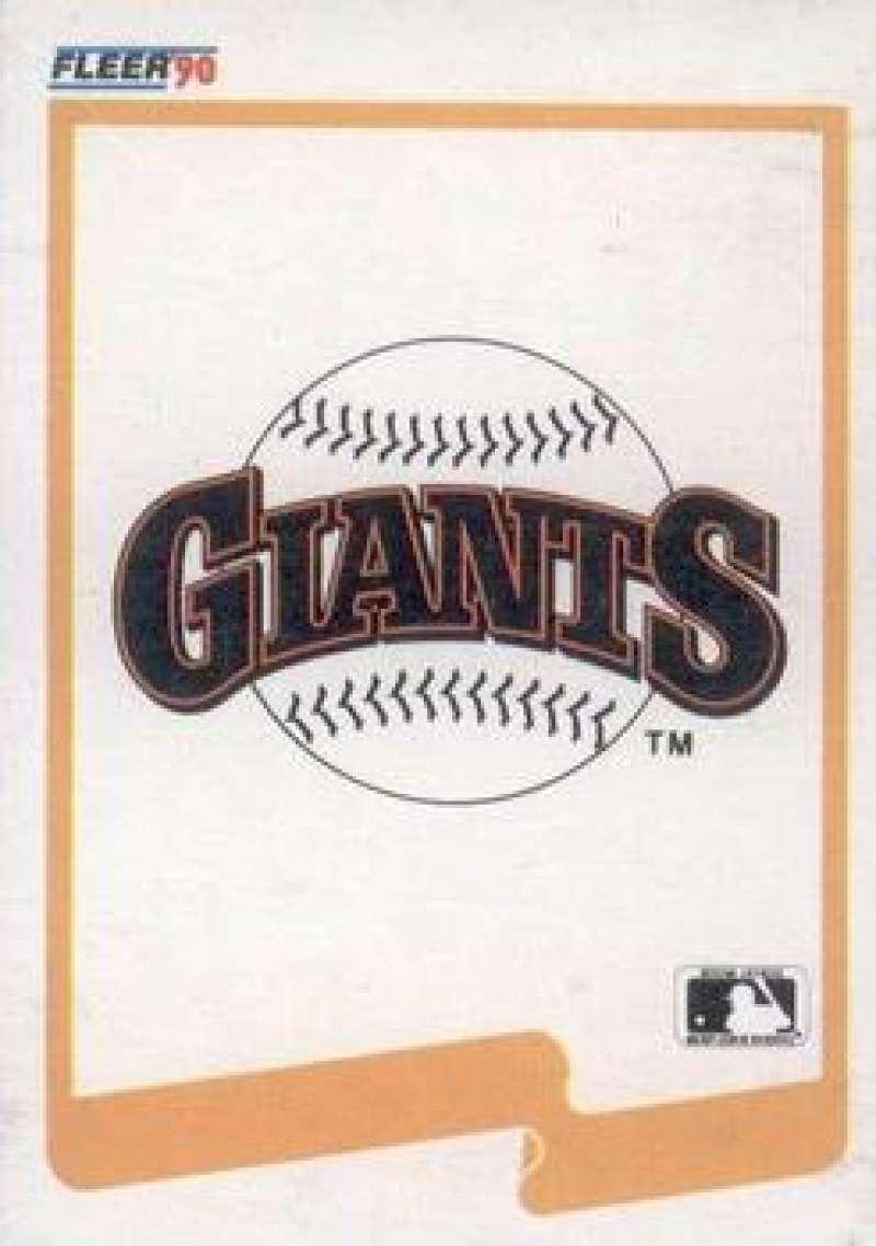 1990 Fleer  Wax Box Cards