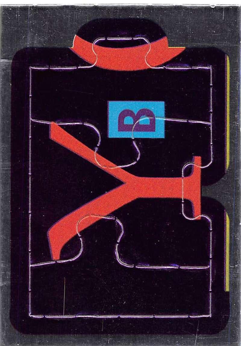 1990 Leaf  Yogi Berra Puzzle