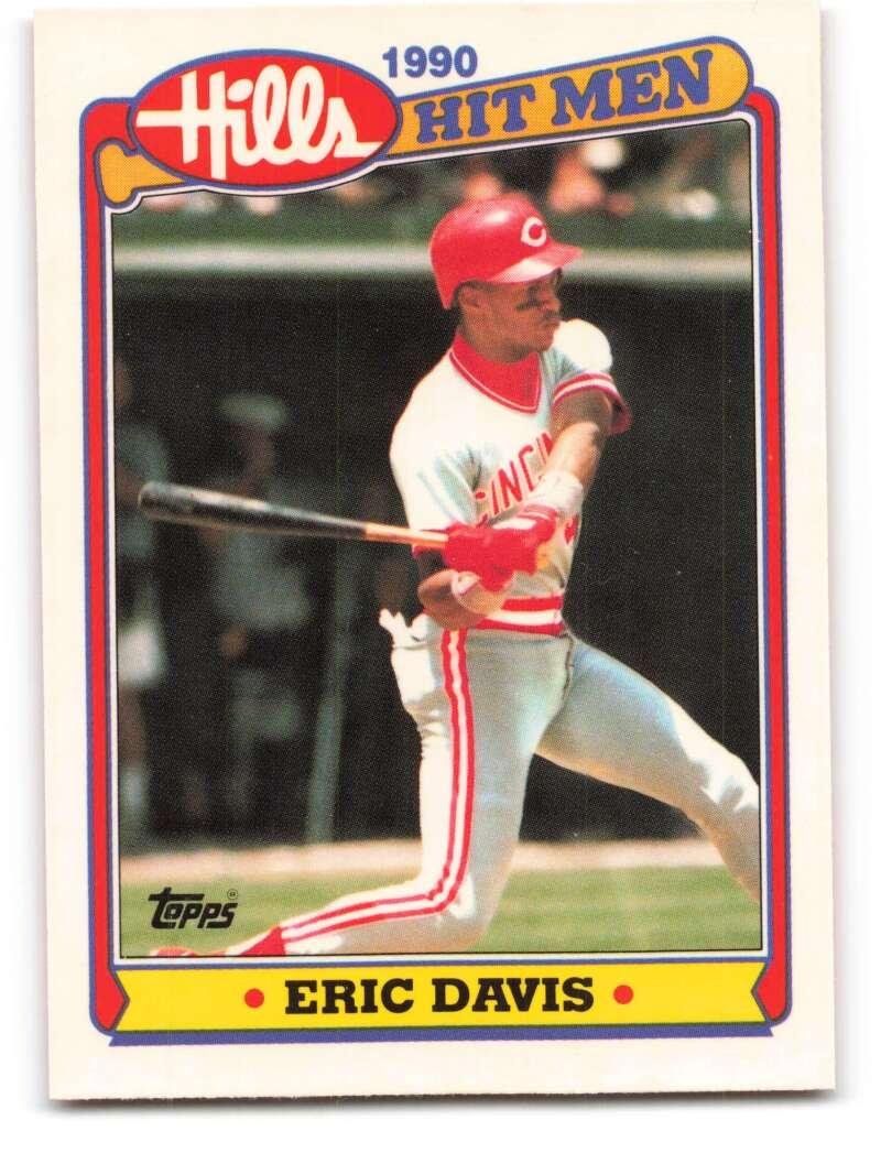 1990 Topps Hills Hit Men