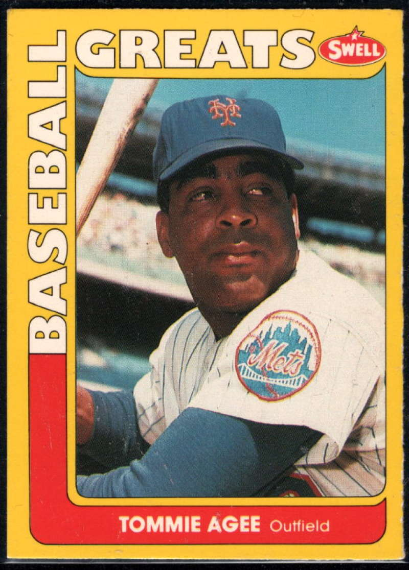 1991 Swell Baseball Greats