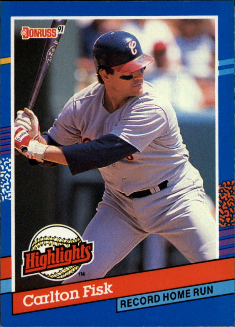 1991 Donruss  Bonus Cards