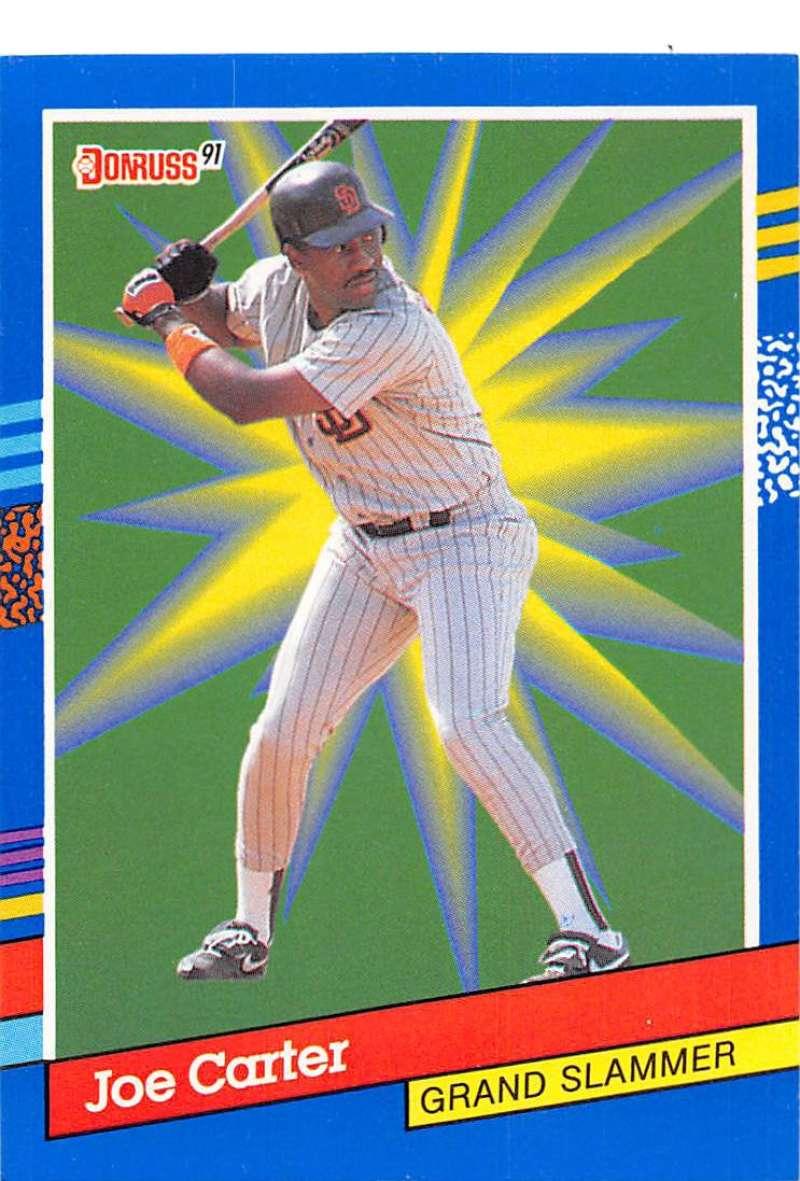 1991 Donruss  Grand Slammers