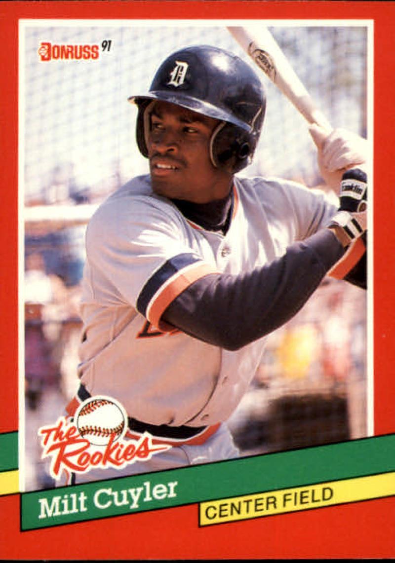 1991 Donruss  Rookies