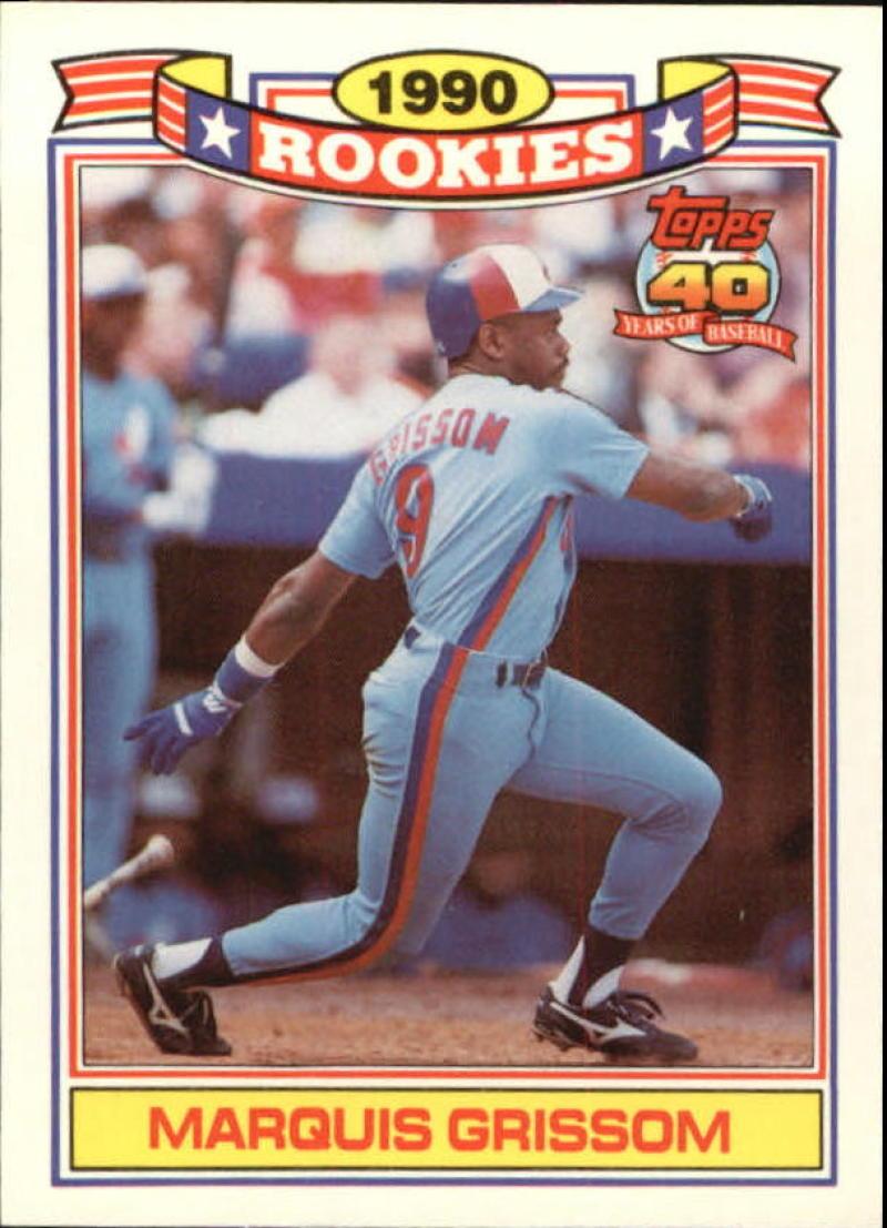 1991 Topps  Rookies