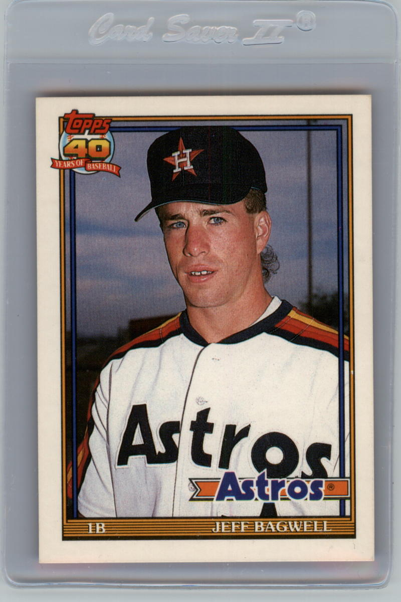 1991 Topps  Traded
