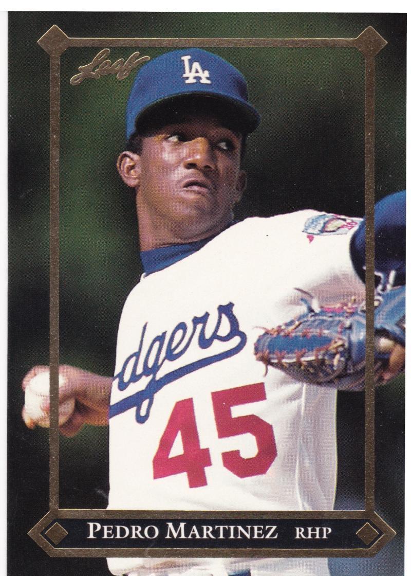 1992 Leaf  Gold Rookies