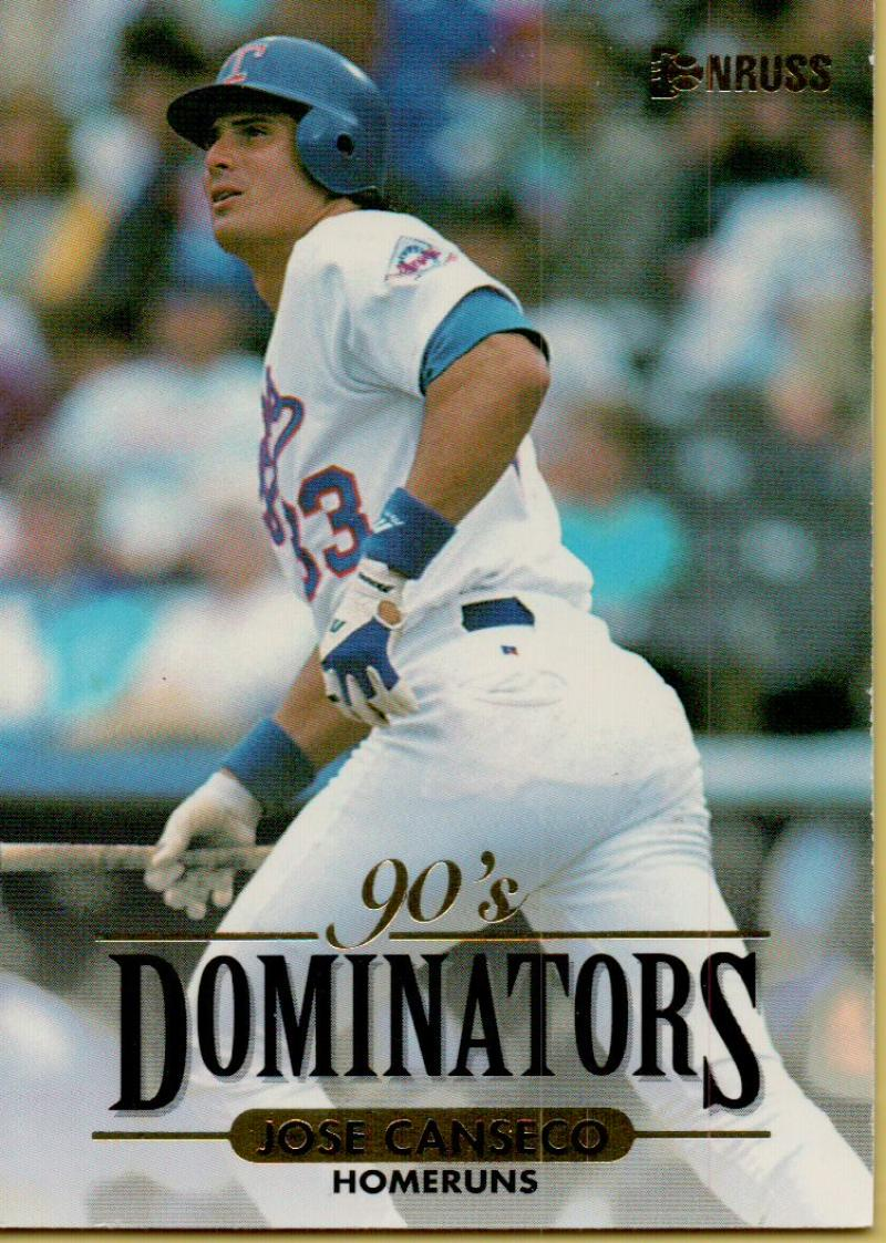 1993 Donruss  Masters of the Game