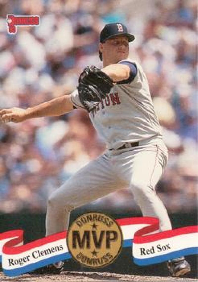 1993 Donruss  MVPs