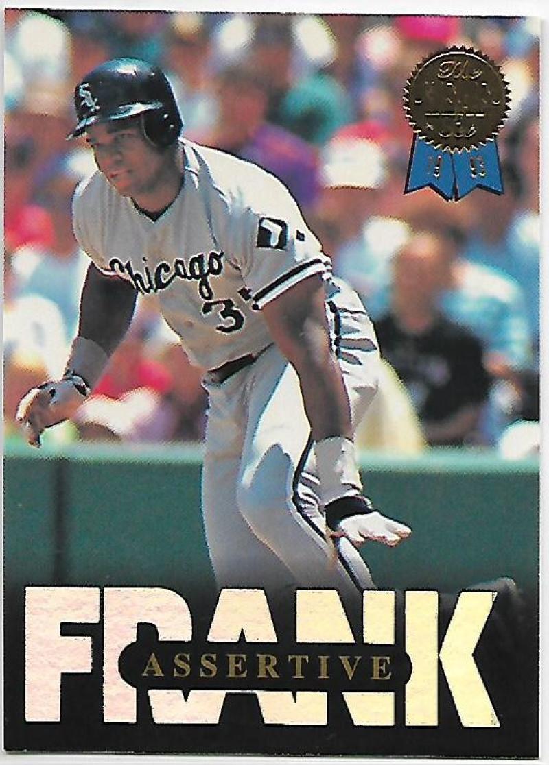 1993 Leaf  Frank Thomas