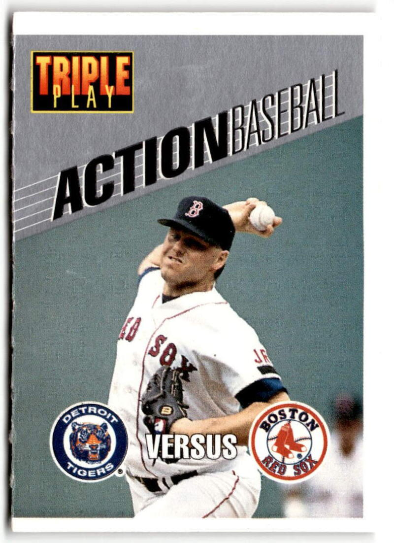 1993 Triple Play  Action