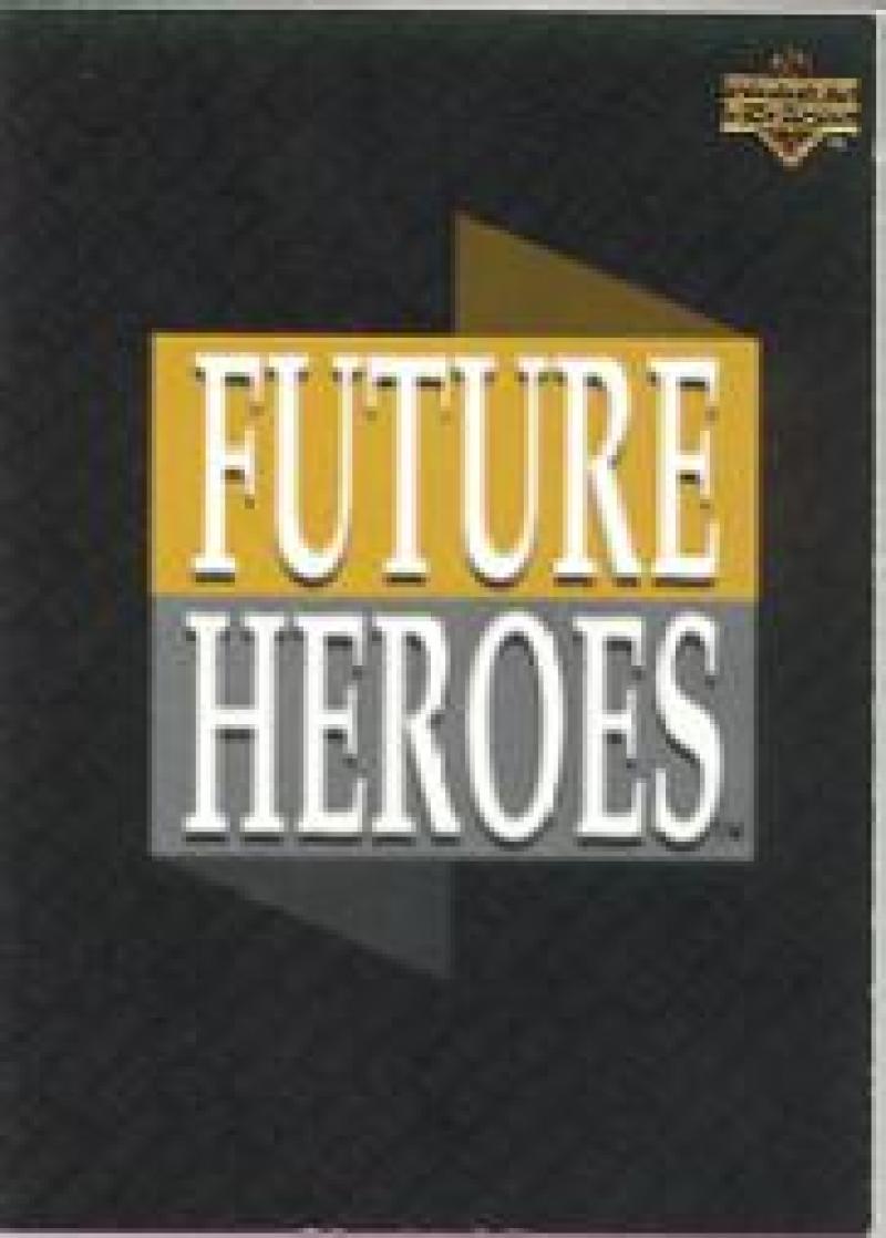 1993 Upper Deck  Future Heroes