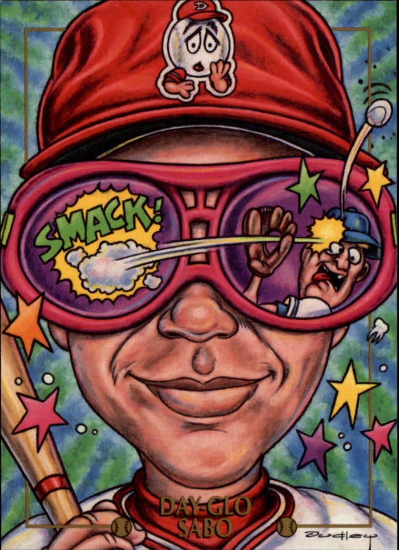 1993 Cardtoons  Promos