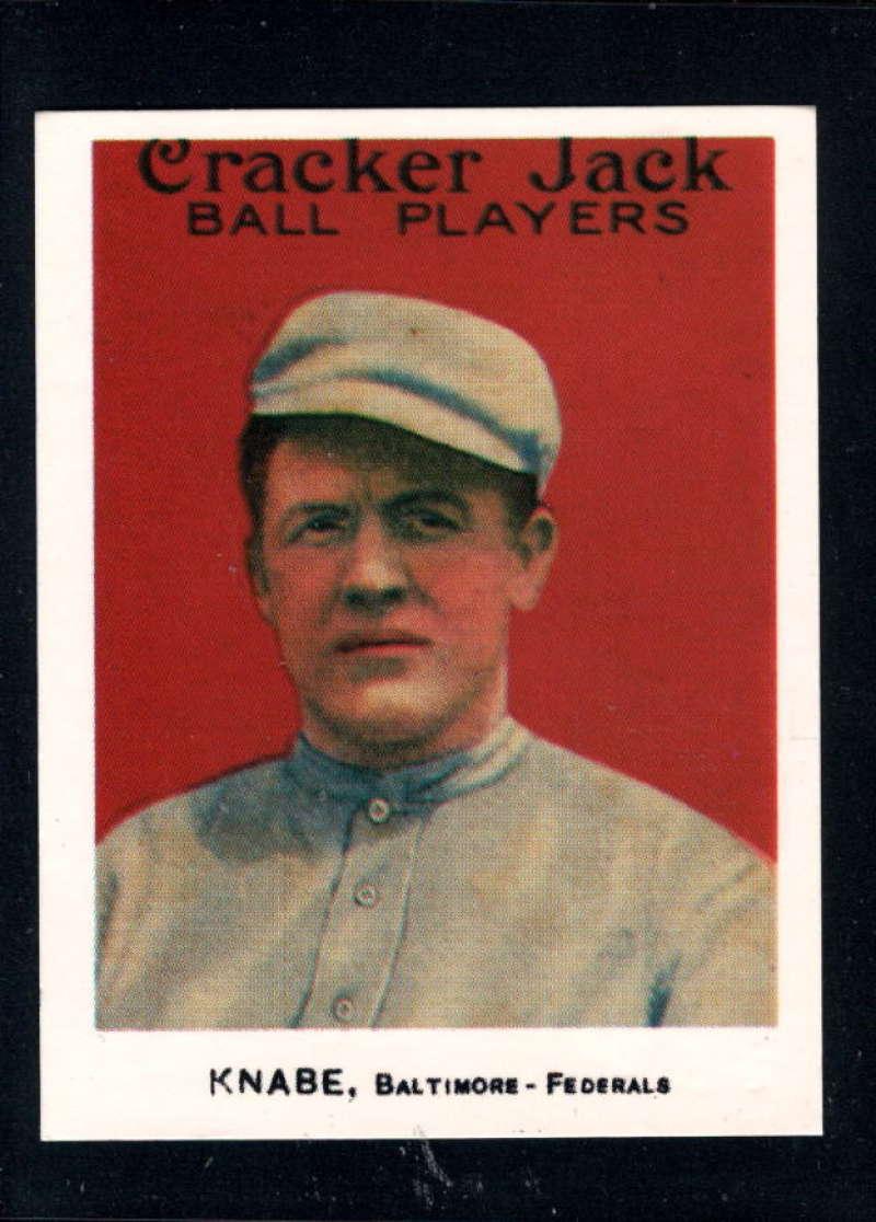 1993 1915 Cracker Jack Reprints
